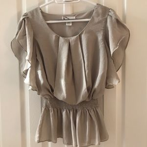 Light Grey Blouse